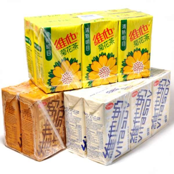 紙包飲品 6 包